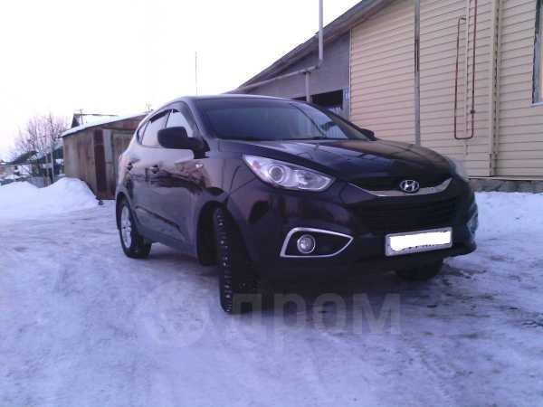 Hyundai ix35, 2010 год, 850 000 руб.