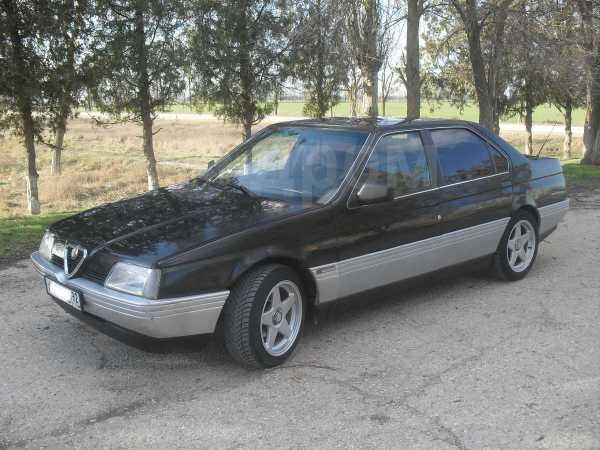 Alfa Romeo 164, 1991 год, 120 000 руб.
