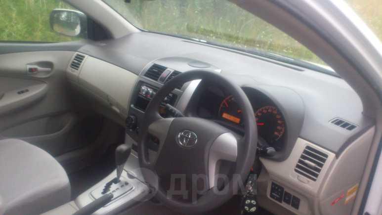 Toyota Corolla Axio, 2008 год, 540 000 руб.