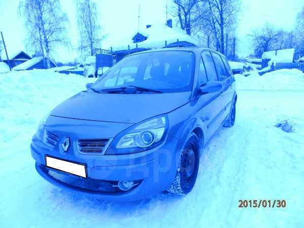Renault Grand Scenic, 2009 год, 440 000 руб.