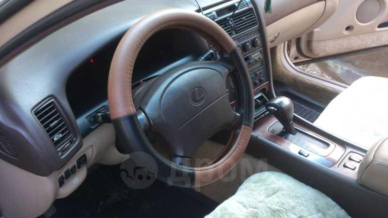 Lexus GS300, 1996 год, 350 000 руб.
