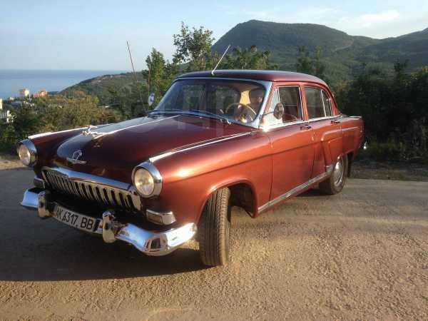 ГАЗ 21 Волга, 1961 год, 2 300 000 руб.