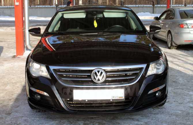 Volkswagen Passat CC, 2009 год, 820 000 руб.