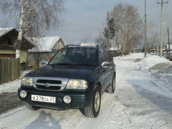 Suzuki Escudo, 1999 год, 430 000 руб.