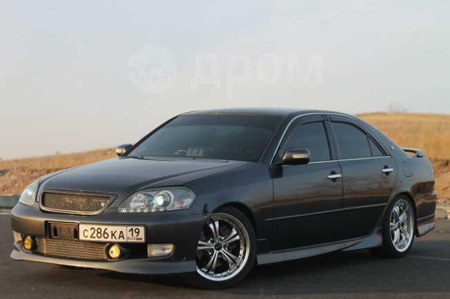 Toyota Mark II, 2002 год, 499 000 руб.