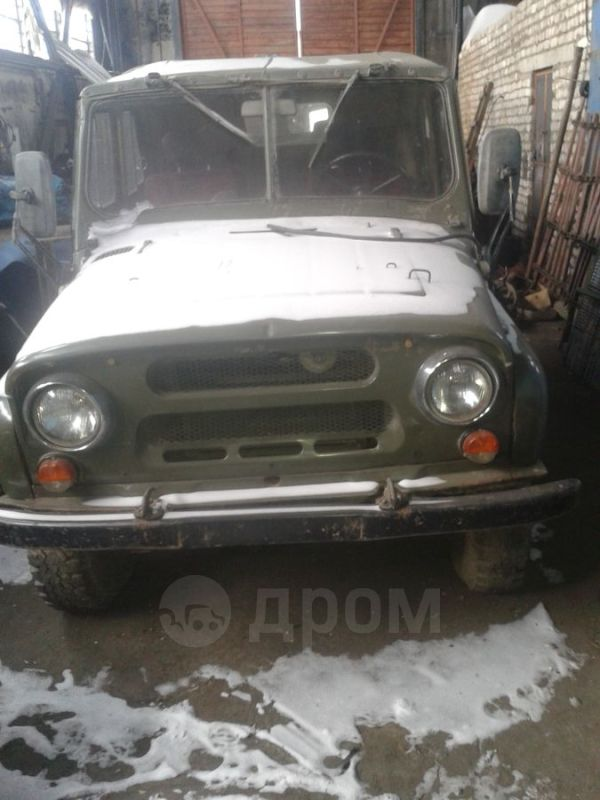 УАЗ 469, 1989 год, 200 000 руб.