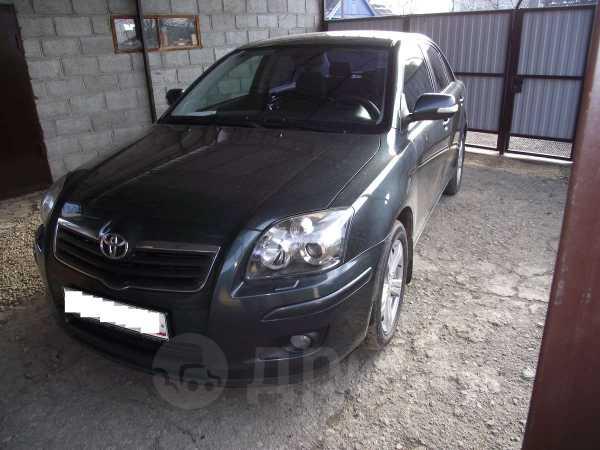 Toyota Avensis, 2007 год, 555 000 руб.