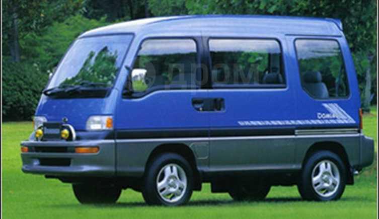 Subaru Domingo, 1991 год, 75 000 руб.