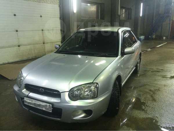 Subaru Impreza, 2005 год, 240 000 руб.