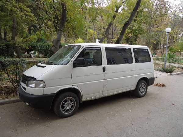 Volkswagen Transporter, 2003 год, 645 634 руб.