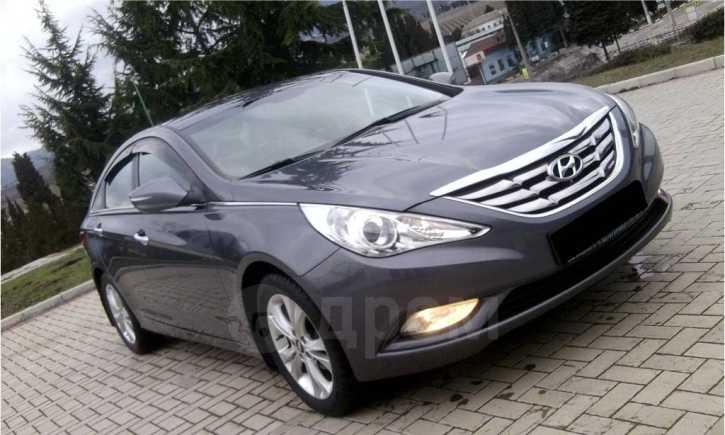 Hyundai Sonata, 2010 год, 770 000 руб.