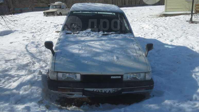 Mazda Capella, 1986 год, 20 000 руб.