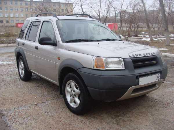 Land Rover Freelander, 2000 год, 390 000 руб.