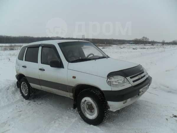 Chevrolet Niva, 2003 год, 195 000 руб.