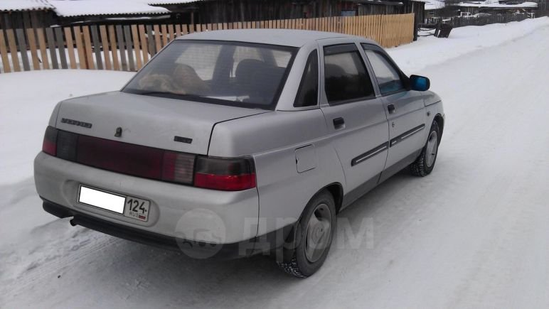 Лада 2110, 2001 год, 115 000 руб.