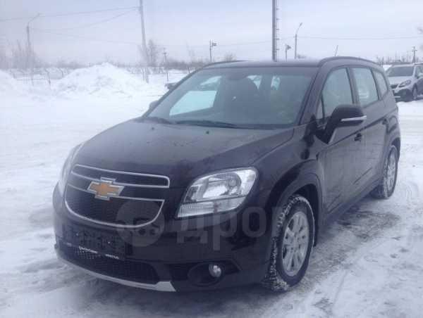 Chevrolet Orlando, 2014 год, 909 000 руб.