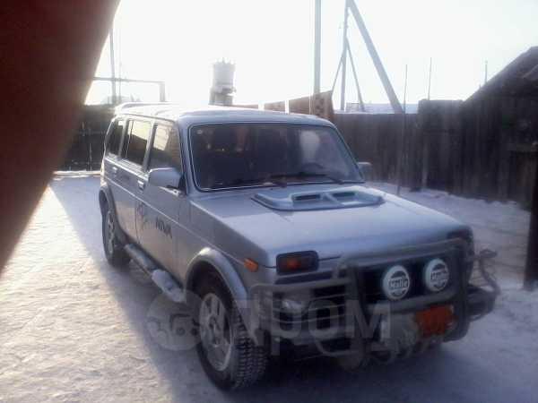 Лада 4x4 2131 Нива, 2002 год, 140 000 руб.