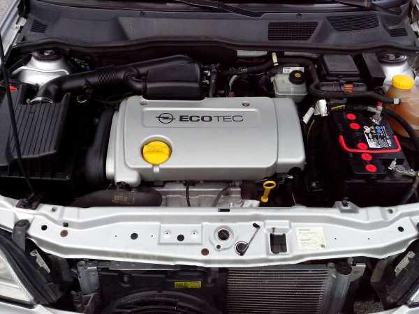 Opel Astra, 2002 год, 293 470 руб.