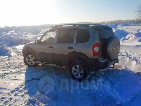 Chevrolet Niva, 2011 год, 440 000 руб.