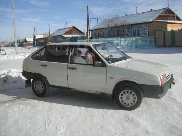 Лада 2109, 1994 год, 75 000 руб.