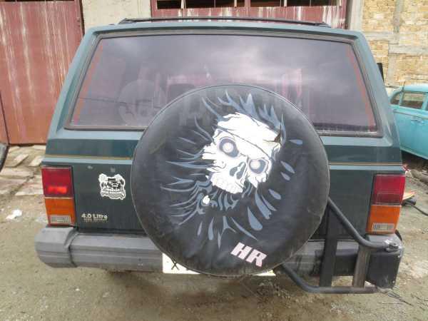 Jeep Cherokee, 1992 год, 100 000 руб.