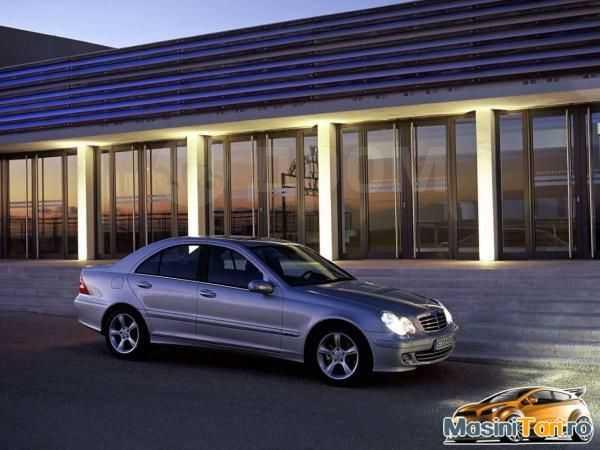 Mercedes-Benz C-Class, 2002 год, 520 000 руб.