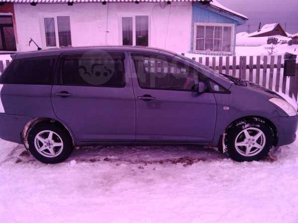 Toyota Wish, 2004 год, 380 000 руб.