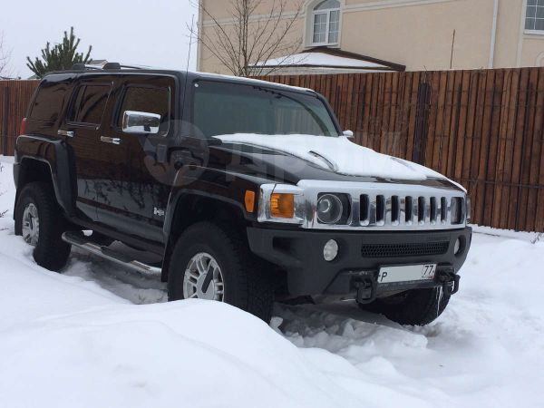 Hummer H3, 2006 год, 899 000 руб.
