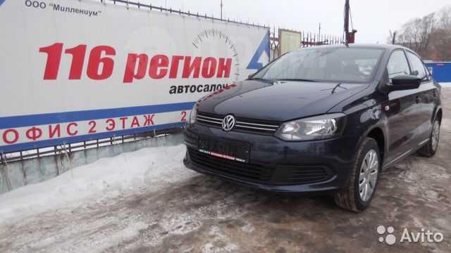 Volkswagen Polo, 2015 год, 621 300 руб.