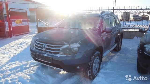 Renault Duster, 2015 год, 793 300 руб.
