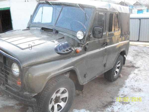 УАЗ 469, 1994 год, 170 000 руб.