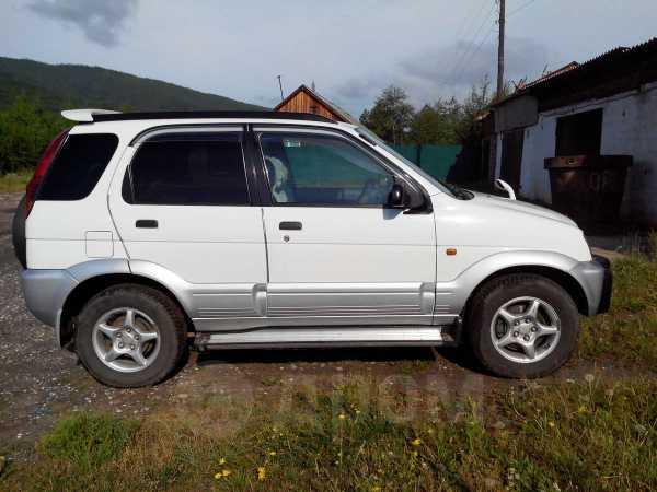 Daihatsu Terios, 1999 год, 280 000 руб.