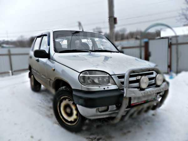 Chevrolet Niva, 2002 год, 200 000 руб.