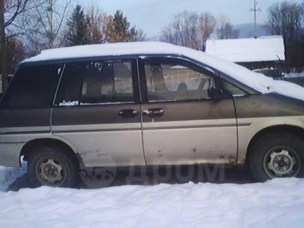 Nissan Prairie, 1990 год, 30 000 руб.