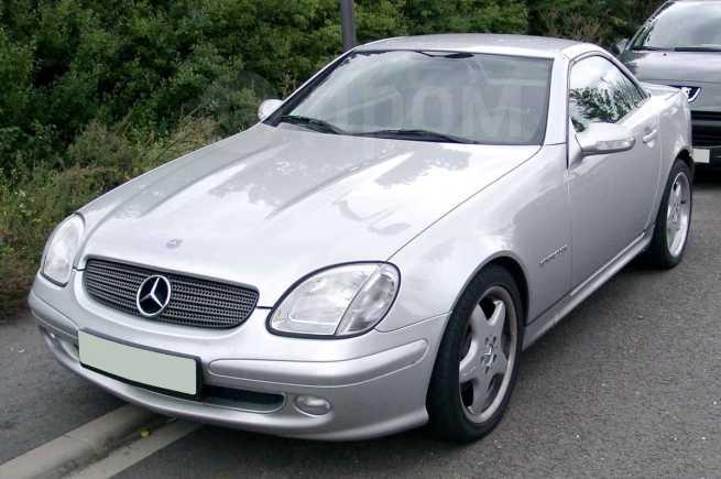 Mercedes-Benz SLK-Class, 2000 год, 550 000 руб.
