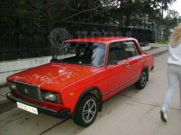 Лада 2107, 1990 год, 70 000 руб.