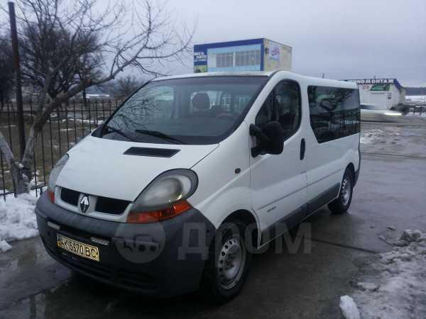 Renault Trafic, 2003 год, 475 000 руб.