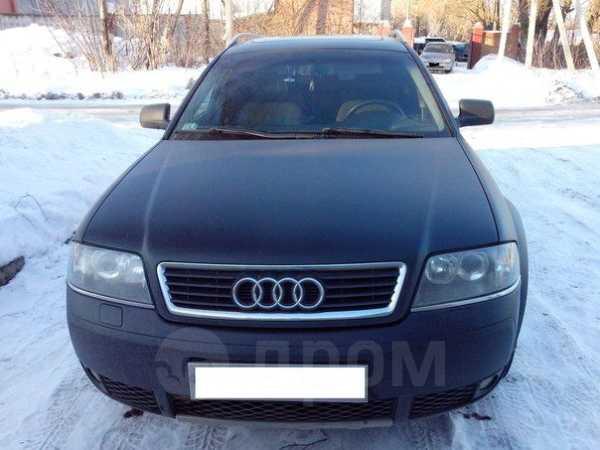 Audi A6 allroad quattro, 2002 год, 180 000 руб.