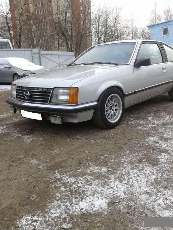 Opel Monza, 1980 год, 150 000 руб.