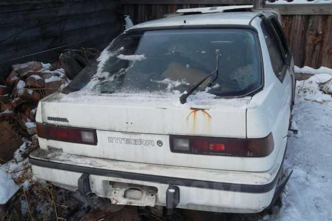 Honda Integra, 1985 год, 10 000 руб.