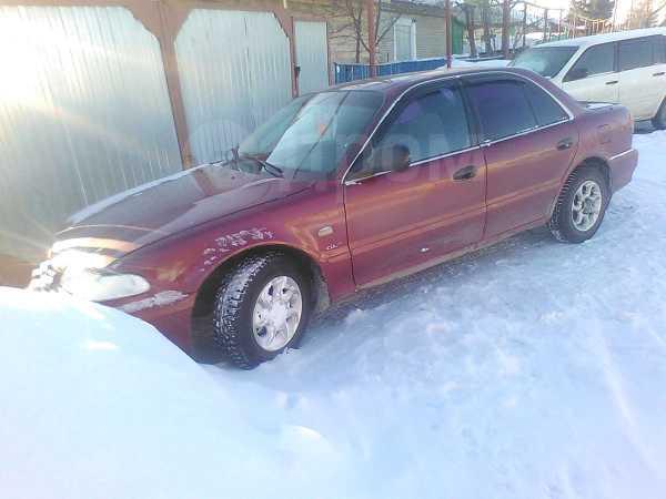 Hyundai Sonata, 1994 год, 100 000 руб.
