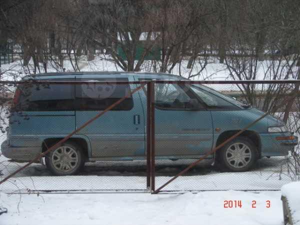 Pontiac Trans Sport, 1993 год, 130 000 руб.