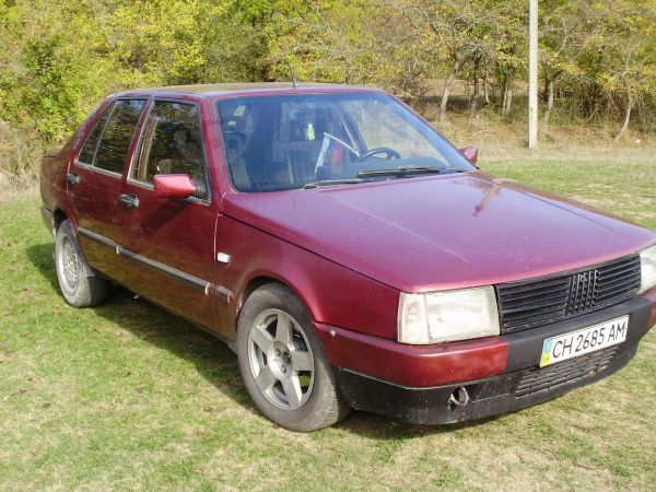 Fiat Croma, 1988 год, 58 000 руб.