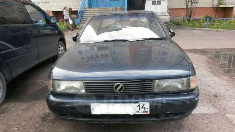 Nissan Sunny, 1991 год, 70 000 руб.