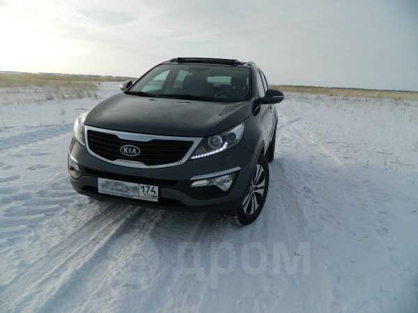 Kia Sportage, 2011 год, 1 200 000 руб.
