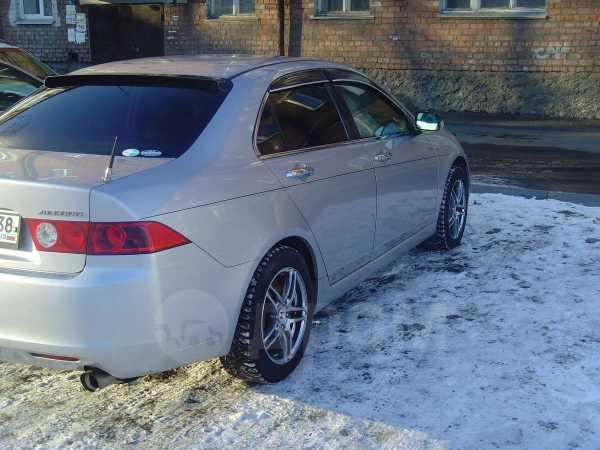 Honda Accord, 2002 год, 430 000 руб.