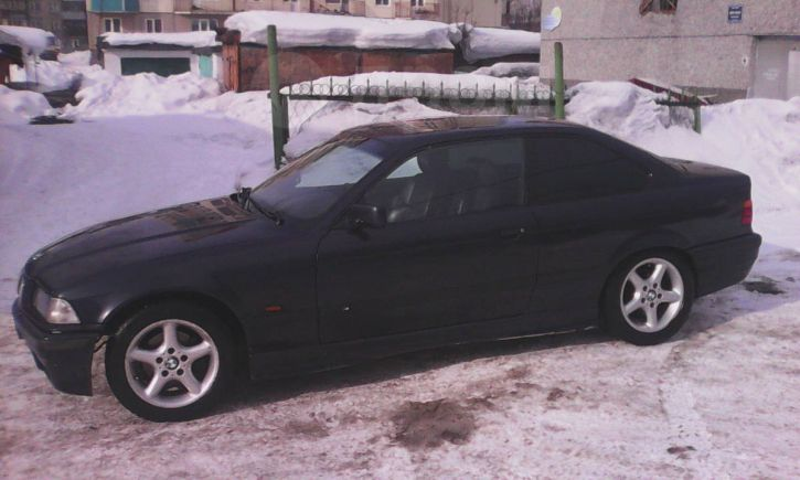 BMW 3-Series, 1996 год, 105 000 руб.