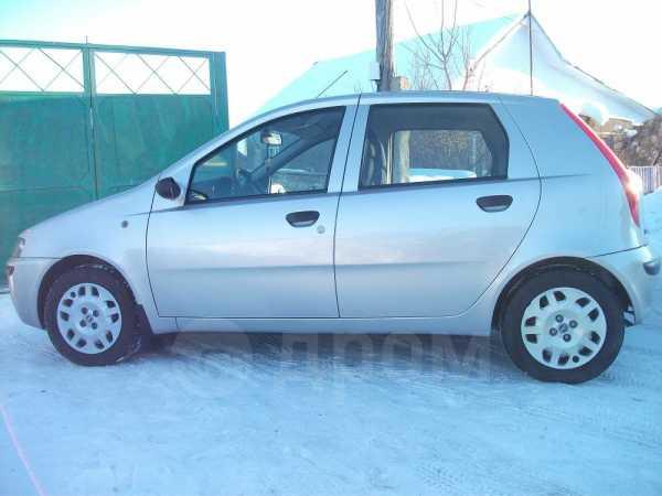 Fiat Punto, 2001 год, 200 000 руб.