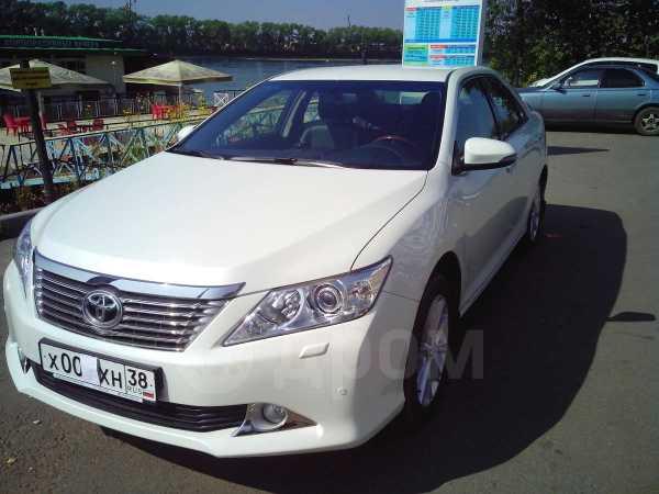 Toyota Camry, 2013 год, 1 600 000 руб.