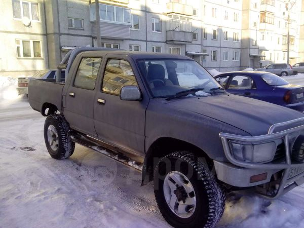 Toyota Hilux Pick Up, 1994 год, 235 000 руб.